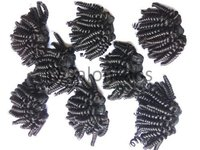 Double Drawn Kinky Curls Hair