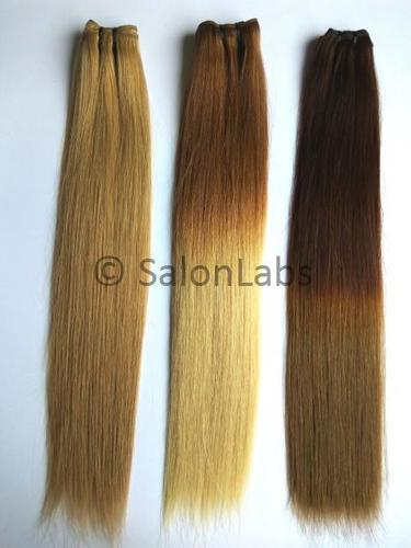 Machine Weft Straight Human Hair