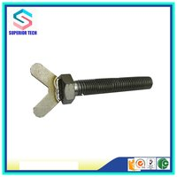 Titanium Thumb Screw