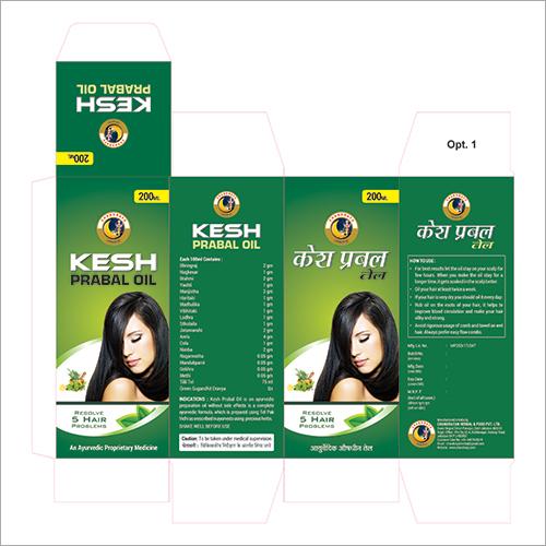 Kesh Prabla Hair Oil