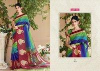 Idian Designer Sarees