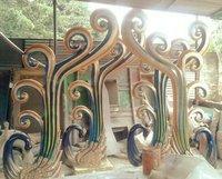 Peacock  Pillar