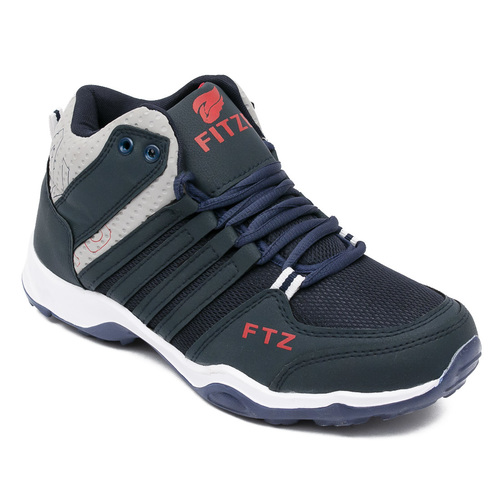 MENS SPORTS SHOES-HOX NECK