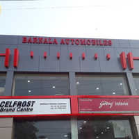 Led Light Red Colour Acrylic Letter