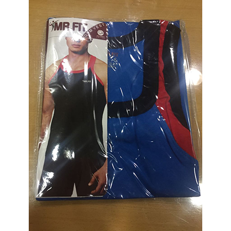 Men cotton with out sleeve Gym vest