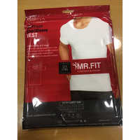 Mens Cotton Falf Sleeves Vest