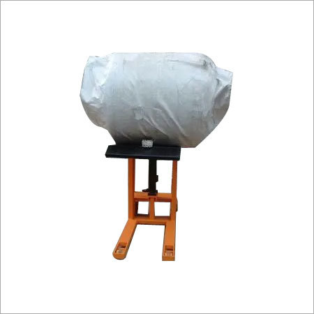 Hydraulic paper Roll Stacker