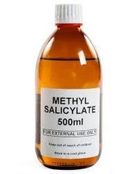 Methyl Salicylate / Wintergreen