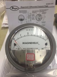Dwyer USA 2005 Magnehelic Gage Range 0-5.0 Inch WC