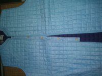 Hand Block Print Ladies Stitched Coats
