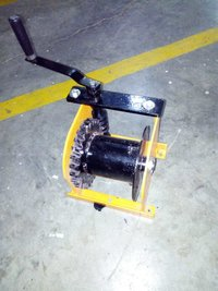 Curtain Winching Syatem