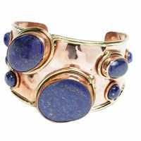 Designer Stone Cuff Bracelet
