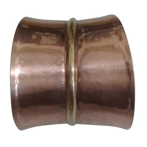 Brass Plated Cuff Bracelet
