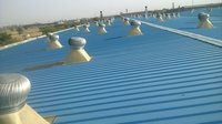 Roofing Sheets and Ventilator