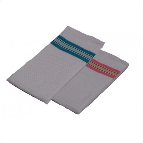 Kitchen Towels (Red  & Blue) - 2 Pcs