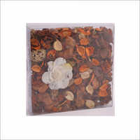 10 Blue Orange Potpourri