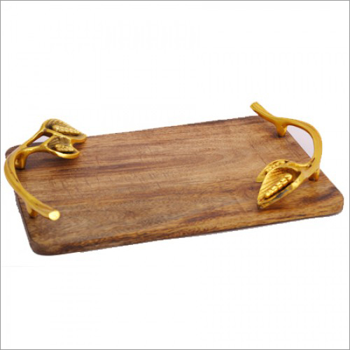 Horn Leaves Tray