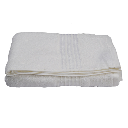 Classic Bath Towel-White