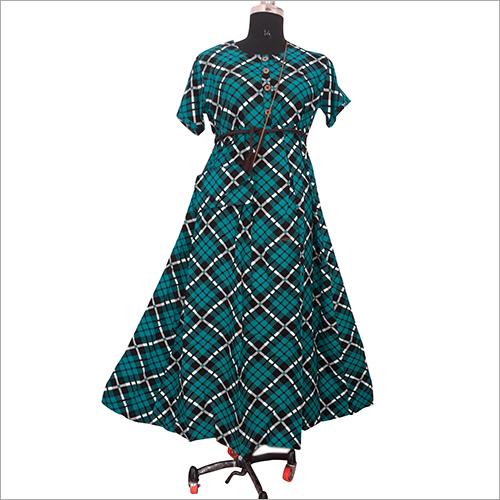 Gown Type Kurtis