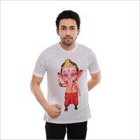 Ganesha printed t-shirt