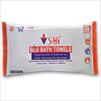 SHI Bath, Hand & Face Towel