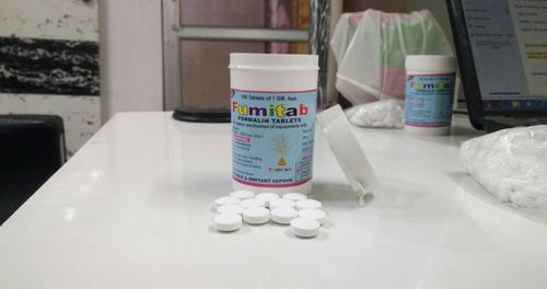 Formalin Tablet