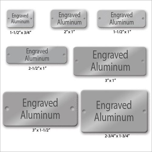Aluminum Tag