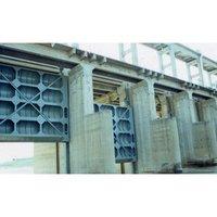 Water Dam Gates