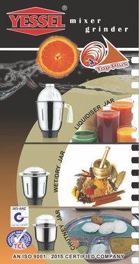 Top Plus 750 Watt Mixer Grinder