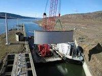 Vertical Dam Gate