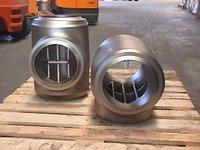 Steel Barred Tee