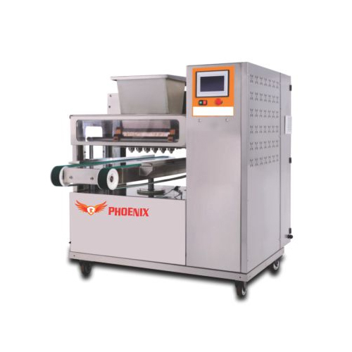 Automatic Cookie Dropping And Wire Cutting Machi