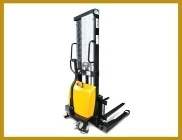 Hydraulic Semi Electrics Stacker