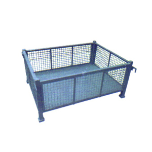 Wire Net Box Mettle Pallet