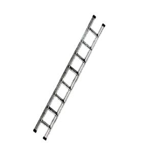 Aluminum Flat Step Ladder