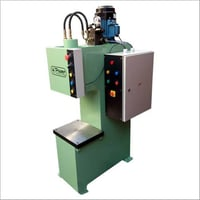 Automatic Hydraulic C-Press