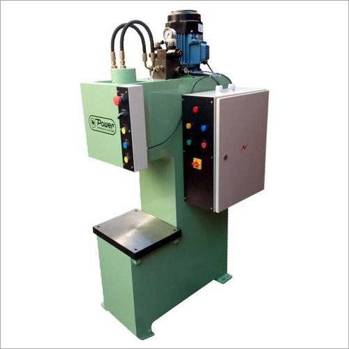 Automatic Hydraulic C-Press