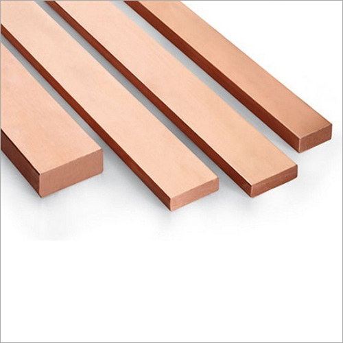 Copper Flat Bar