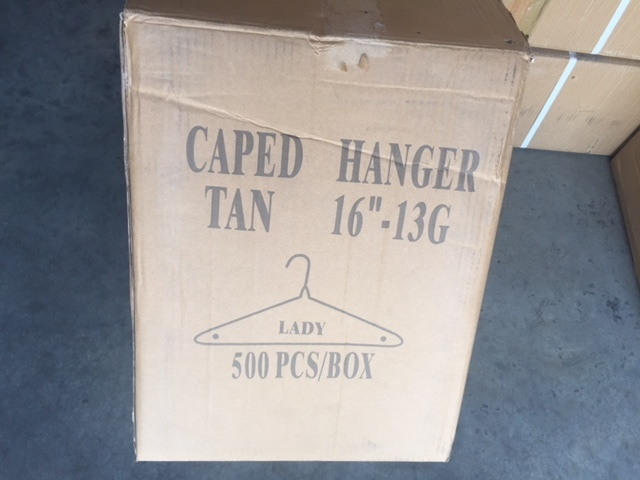 Capped Hangers