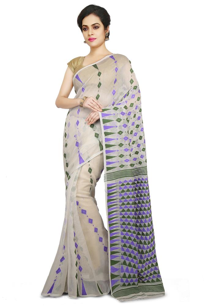 Ladies Jamdaani Sarees