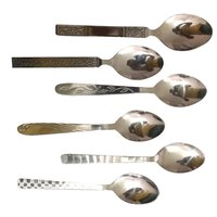 Stainless Steel Baby Spoon