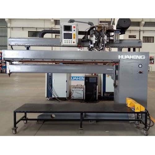 Longitudinal welding system