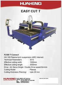 Easy Cut T Machine