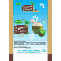 Coconut Candy Pouch