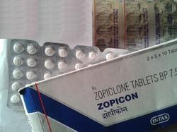 Zopicone 7.5 Mg Tablets ( Intas )