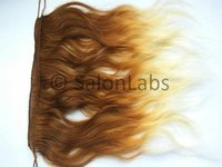 Hand Tied Human Hair Extension