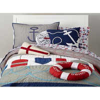 Kid's Printed Bedding Set