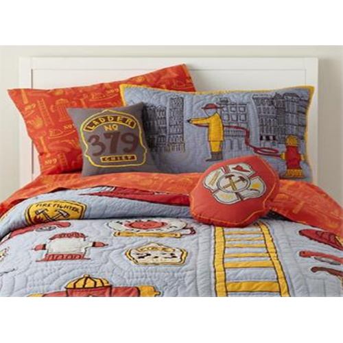Kid's Room Bedding Set