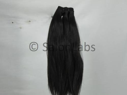 Colored Hand Weft Hair