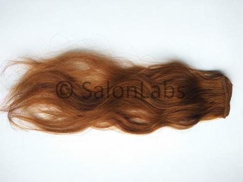 Human Hair Hand Tied Wefts
